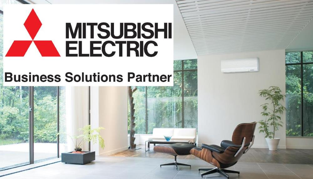 Fluid AC - Mitsubishi Electric Business Solutions Partner header image